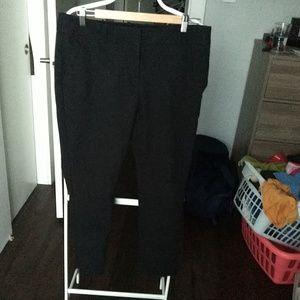 LOFT Skinny Ankle Pants